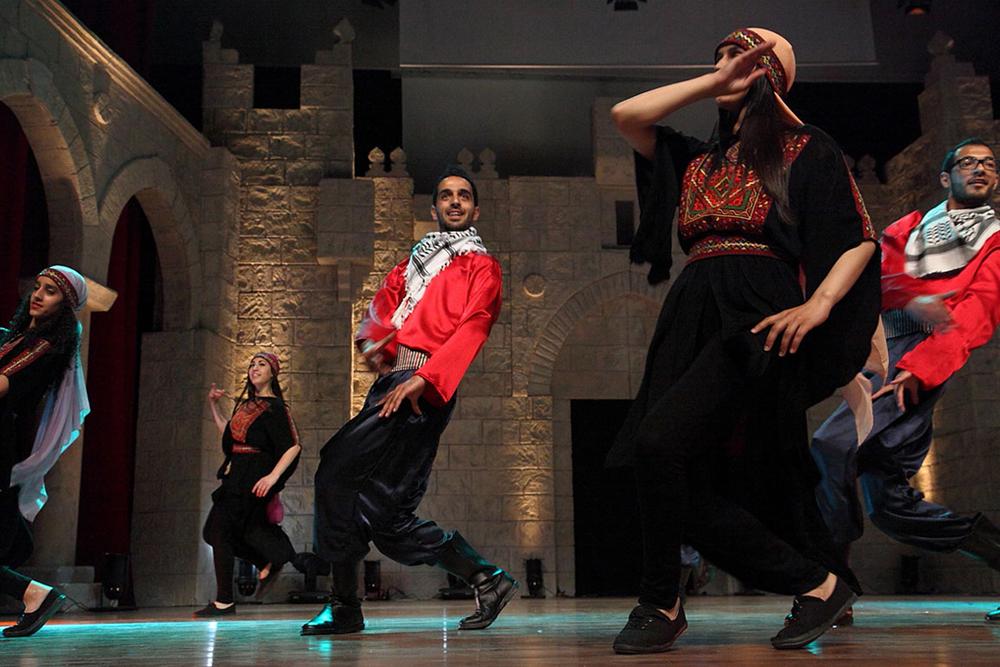 AWDA - Dança Folclórica da Palestina