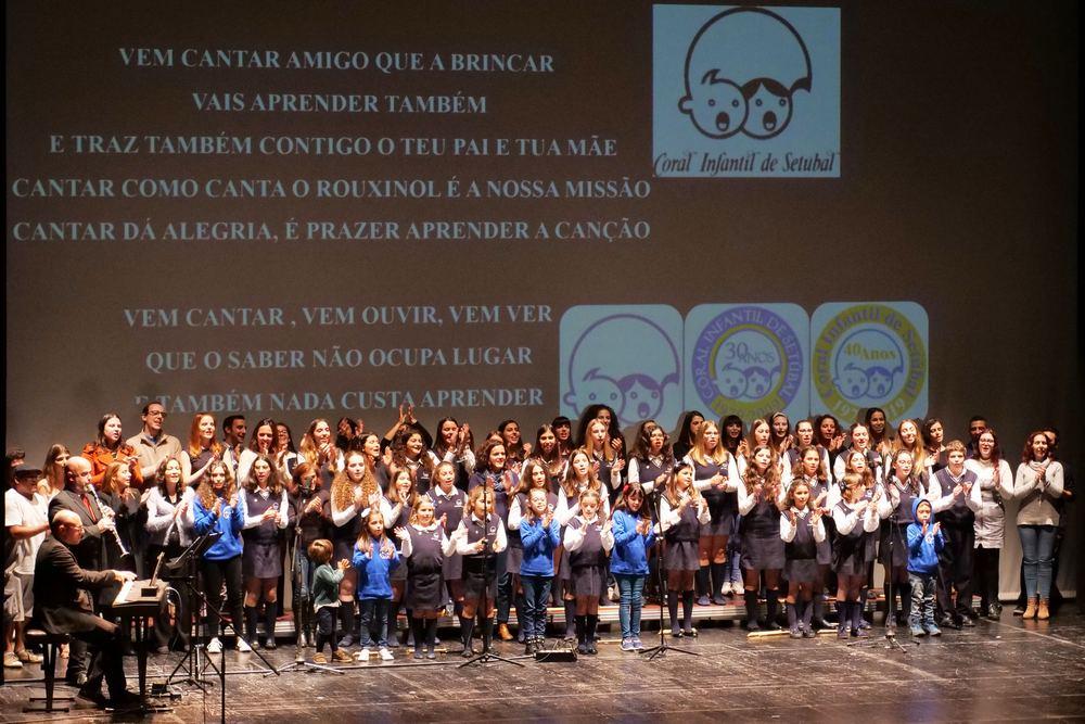 Concerto 40 Aniversário Coral Infantil Setúbal 2019