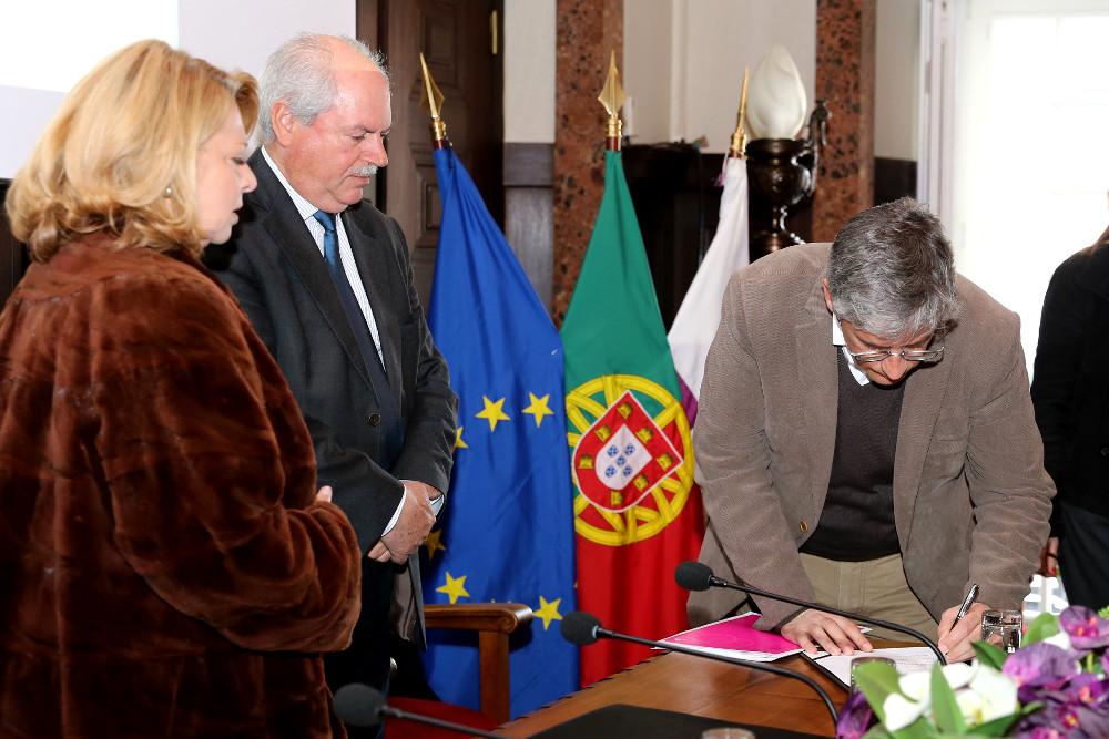 Conselho Municipal de Educação | Tomada de posse | Ricardo Oliveira