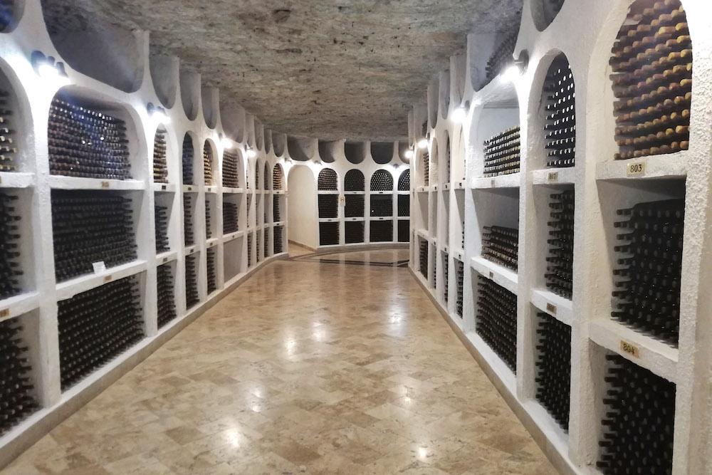 Cooperação com Cricova - vinho
