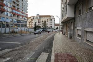 Rua da Tebaida | Reabilitação de coletor