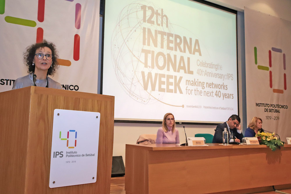12.ª Semana Internacional do IPS