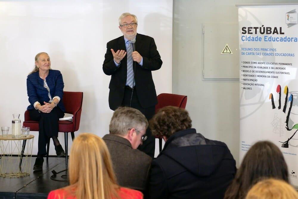 Seminário Cidades Educadoras | Joan del Pozo