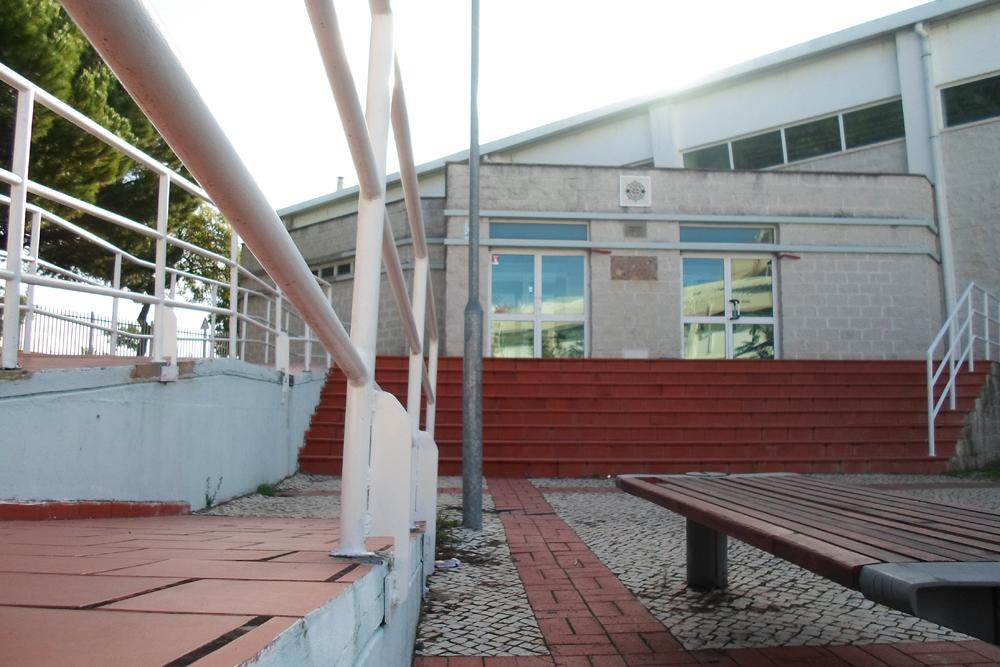 Melhoria de acessos - Piscina das Palmeiras