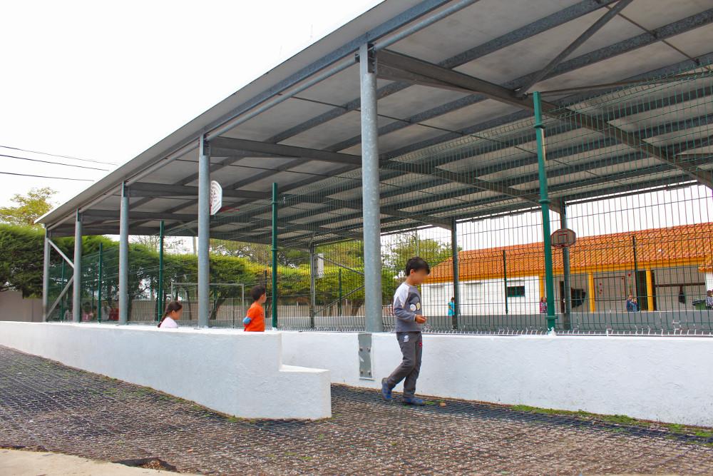EB n.º 9 Casal das Figueiras | Polidesportivo