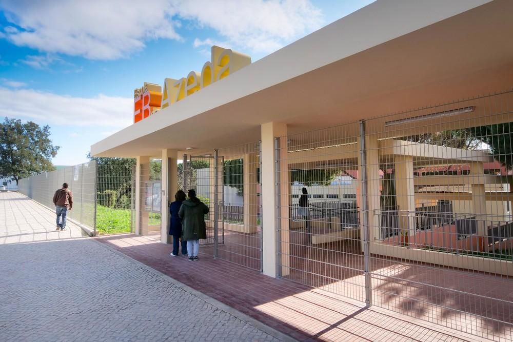 Executivo visita escolas - EB da Azeda