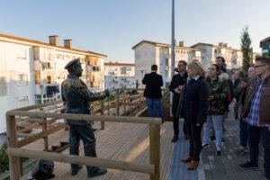 Bairros dos Pescadores e Grito do Povo - inauguração de obras