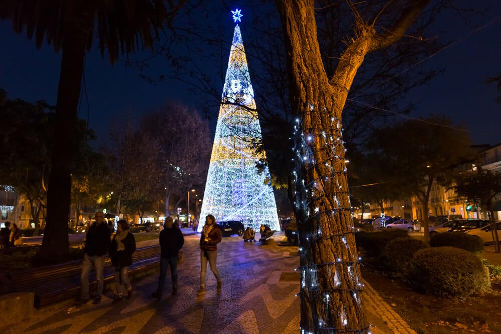 Setúbal Christmas Fest - iluminação de Natal
