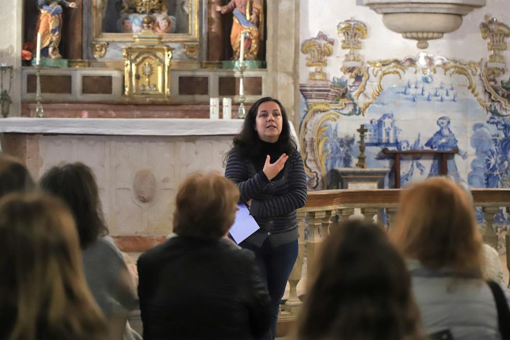 Comemorações São Francisco Xavier 2019 - visita Palácio Fryxell