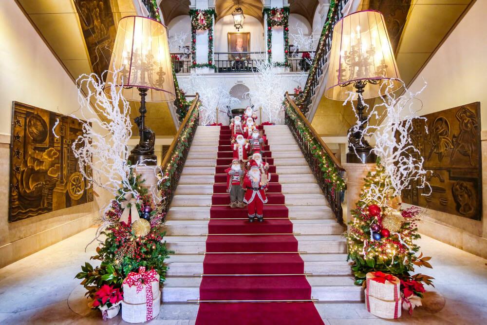 Decoração de Natal Paços do Concelho