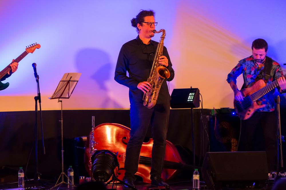 Círculo de Jazz Fest - Desidério Lázaro Quarteto