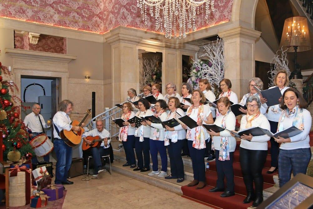 Janeiras - Paços do Concelho - Grupo de Cantares da Associação de Socorros Mútuos Setubalense