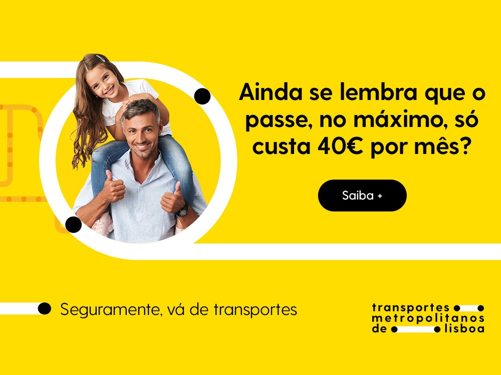 Transportes Metropolitanos de Lisboa   Campanha Passe Navegante