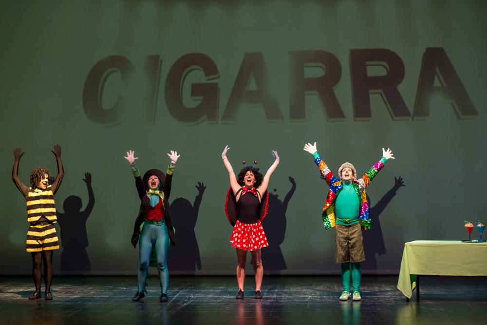 A Cigarra e a Formiga - II Bambolinices