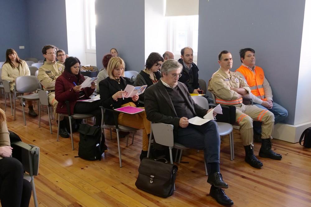 """Conferência """"Do Risco à Segurança"""" - Setúbal Resiliência+ Os Dias da Segurança"""