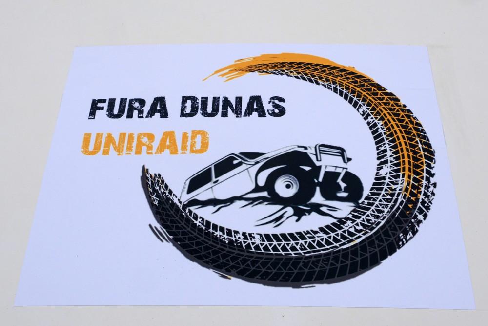 UniRaid 2020 - partida da Praça de Bocage
