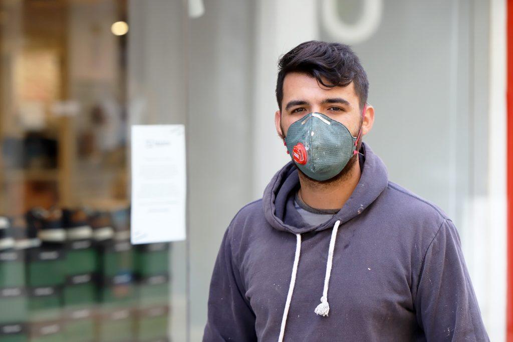 Coronavírus Covid-19   Máscaras
