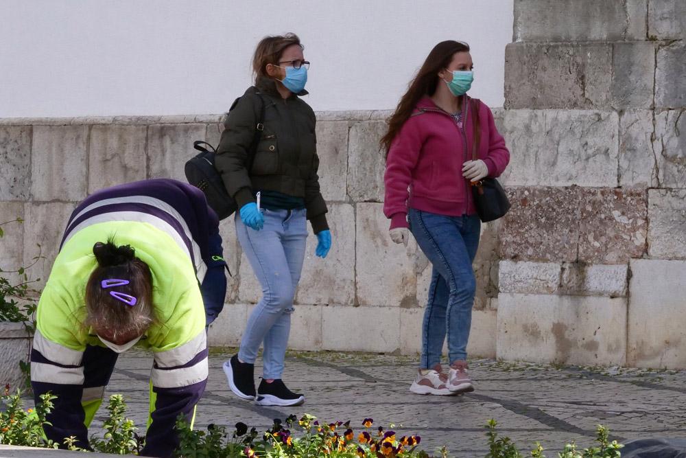 Trabalhadores | pandemia Covid-19