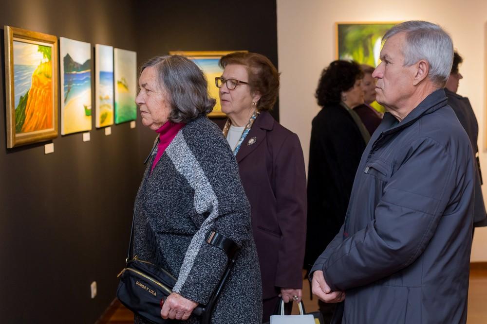Março Mulher 2020 - exposição Caminhos da Paisagem