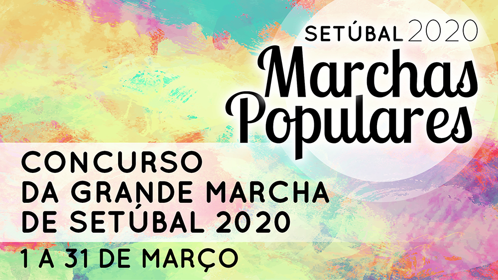 Concurso Grande Marcha 2020 | Inscrições