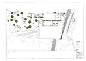 Forte de Albarquel | Requalificação | Planta Geral