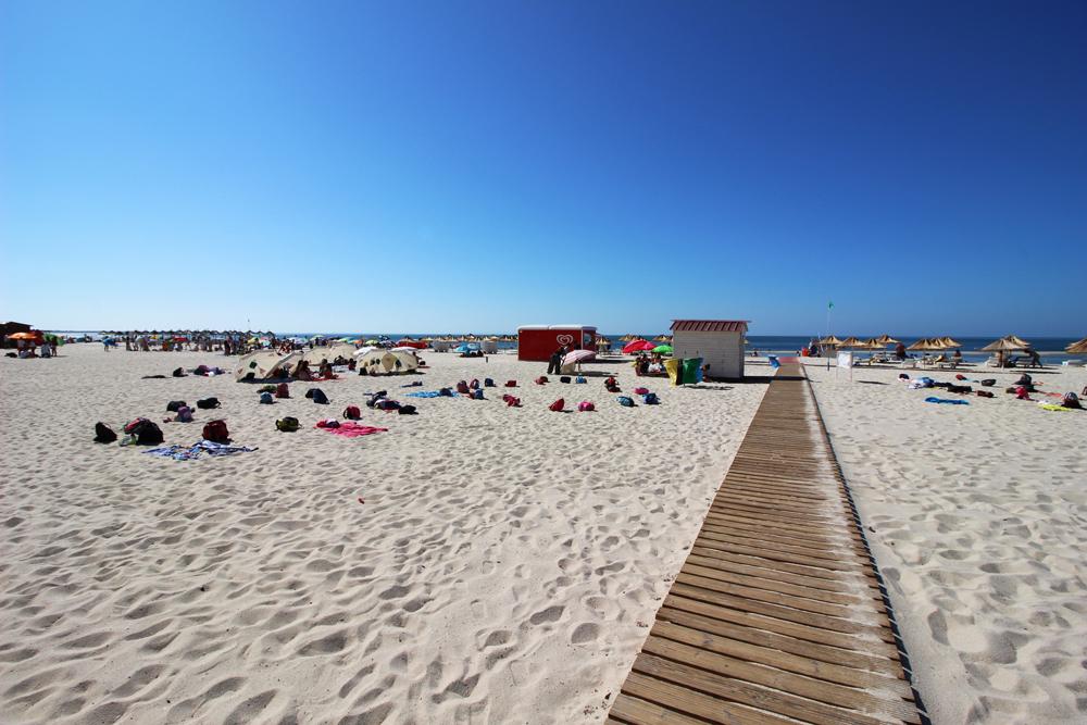 Praia Acessível - Figueirinha