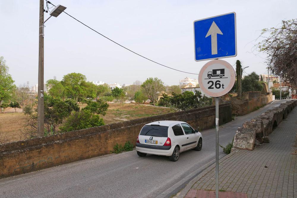 Reabertura da Rua dos Arcos