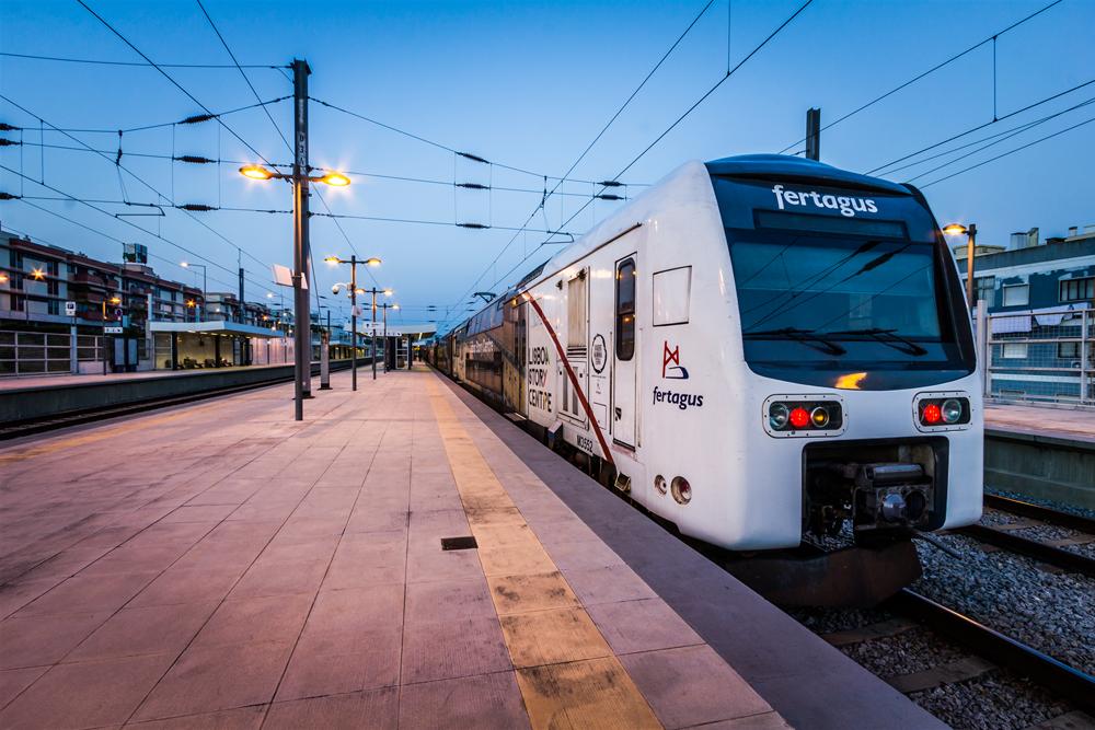 Comboio Fertagus