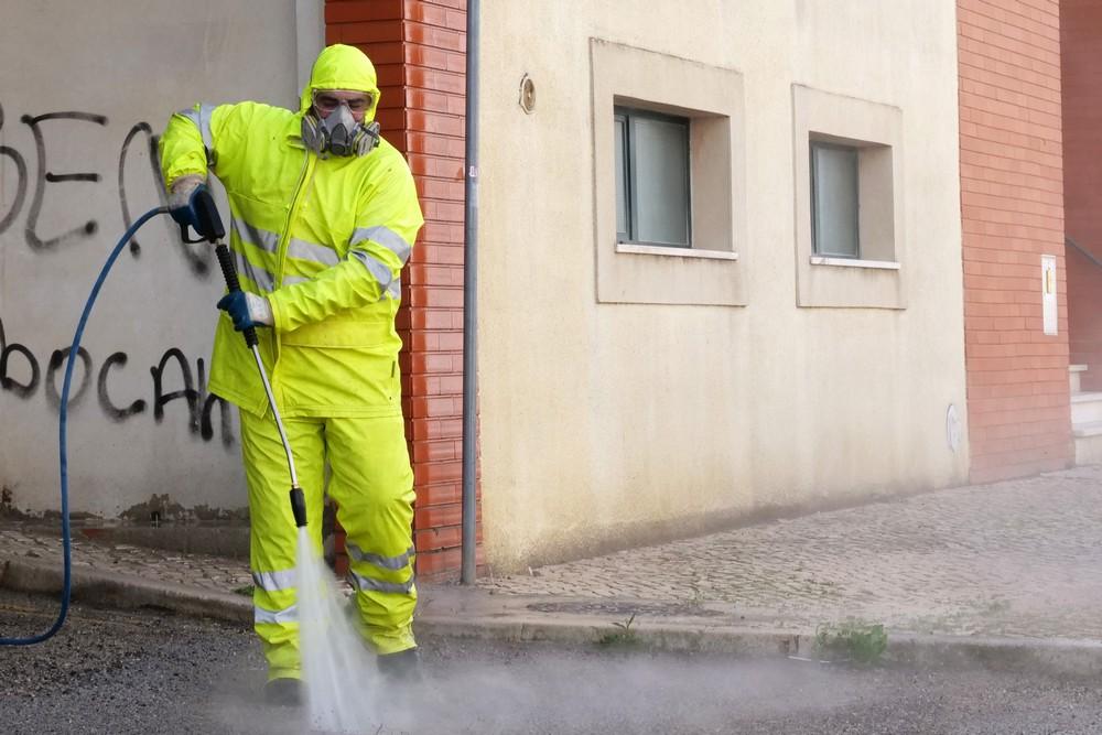 Coronavírus Covid-19 | Limpeza e desinfeção | 7 de abril