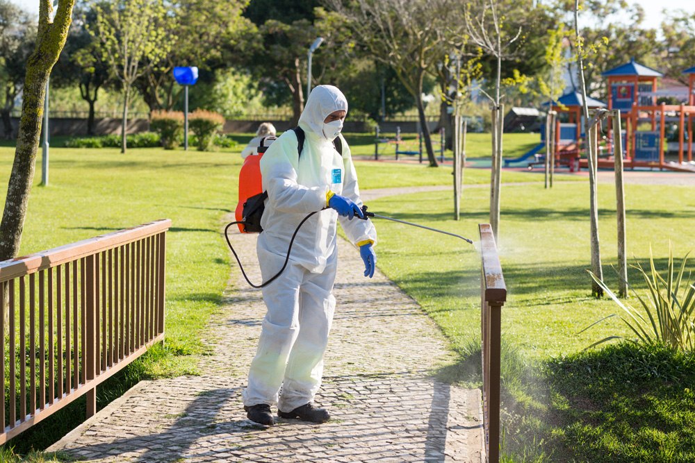 Coronavírus Covid-19 | limpeza e desinfeção | 2 de abril