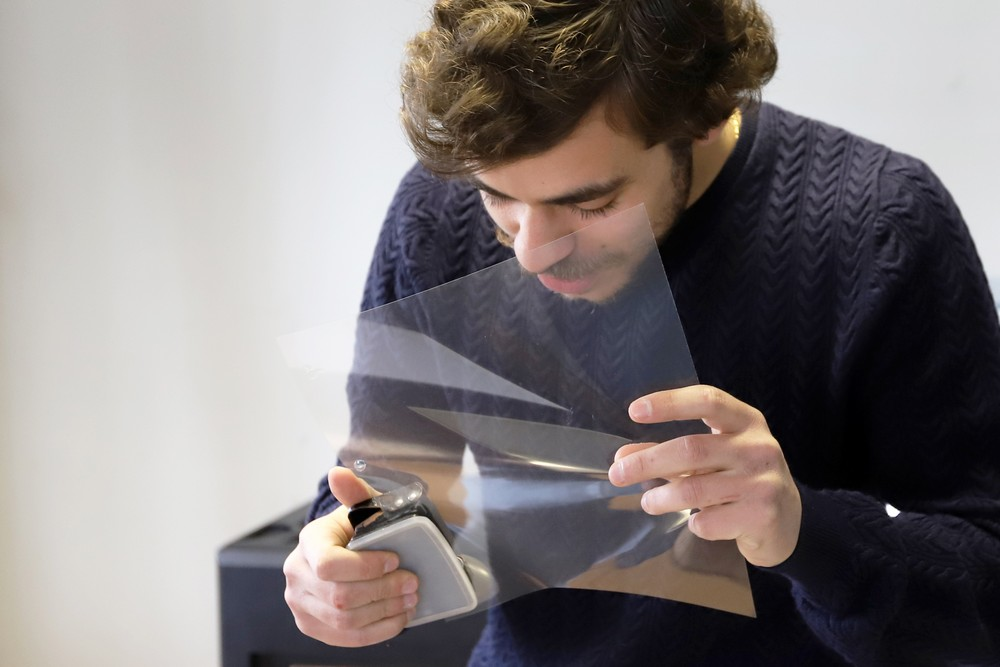 Coronavírus Covid-19 | Fan 3D | empresa produz viseiras