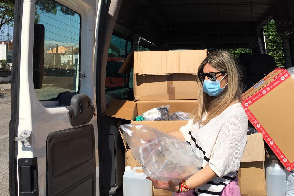 Coronavírus Covid-19 | Pré-escolar prepara regresso | distribuição de materiais e equipamentos