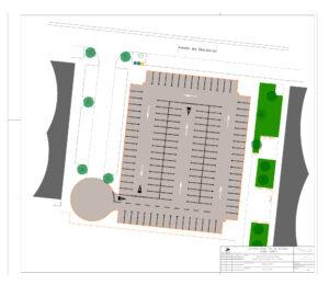 Estacionamento | Vale de Cobro | Planta final