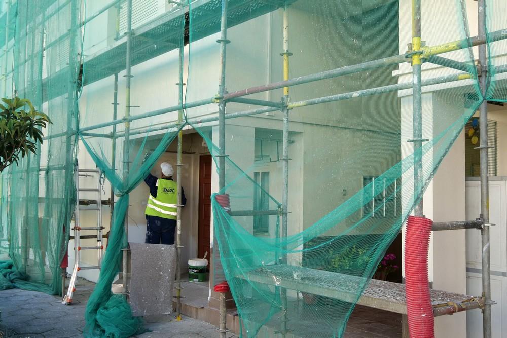 Bairro CHE Setúbal - Azeda | pintura e reparação de fachadas