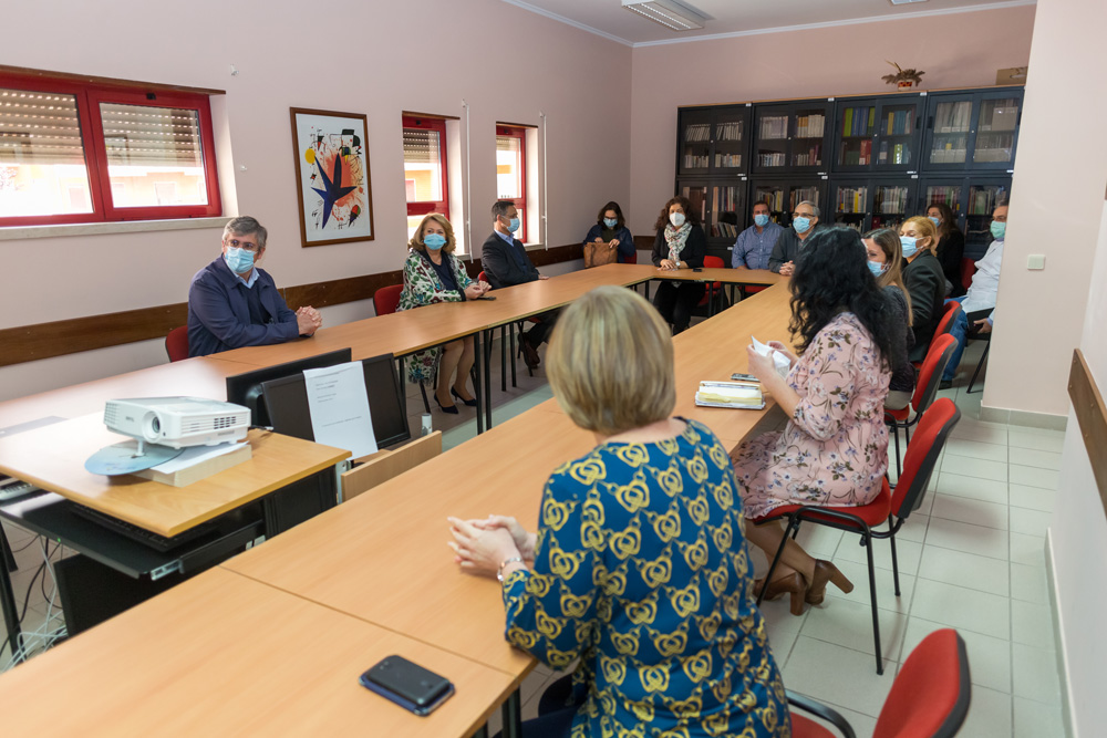 Coronavírus Covid-19 | Visita UCSP São Sebastião