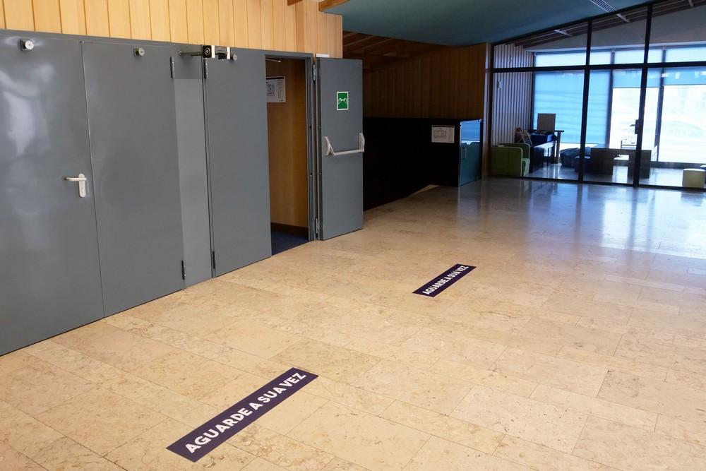 Coronavírus Covid-19 | reabertura de equipamentos | Fórum Municipal Luísa Todi
