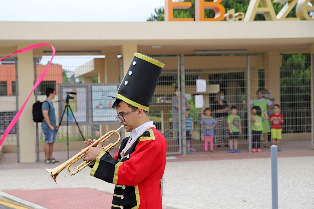 Coronavírus Covid-19 | Dia da Criança | visitas a jardins de infância | Azeda