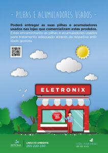 Pilhas e acumuladores usados | informações