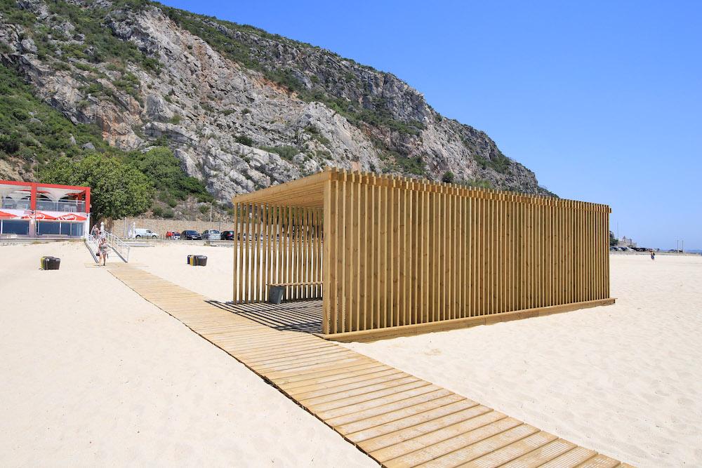 Praia da Figueirinha | valorização | novos equipamentos