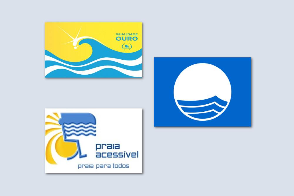 Praias   Azul, Acessível e Ouro