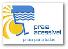 Praia Acessível   logotipo
