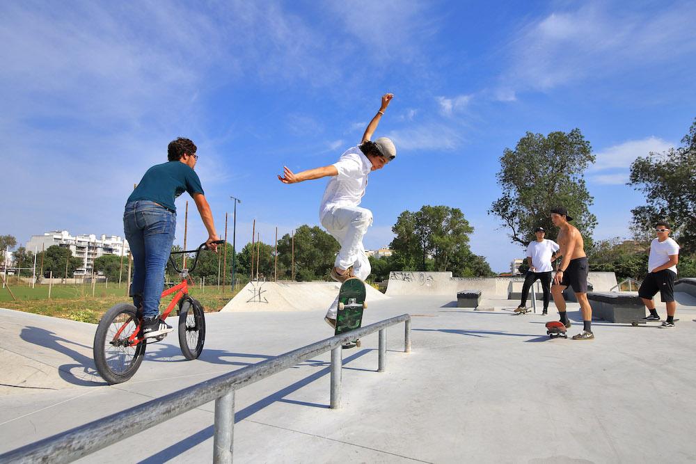Skate Parque de Setúbal | inauguração