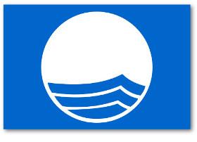 Bandeira Azul   logotipo