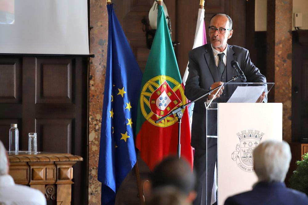 Cidade do Conhecimento | reunião do Conselho Consultivo | Gustavo Miedzir | presidente do Pitroda Group Portugal