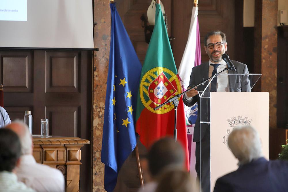Cidade do Conhecimento | reunião do Conselho Consultivo | Sérgio Barroso | coordenador da equipa do Centro de Estudos de Desenvolvimento Regional e Urbano (CEDRU)