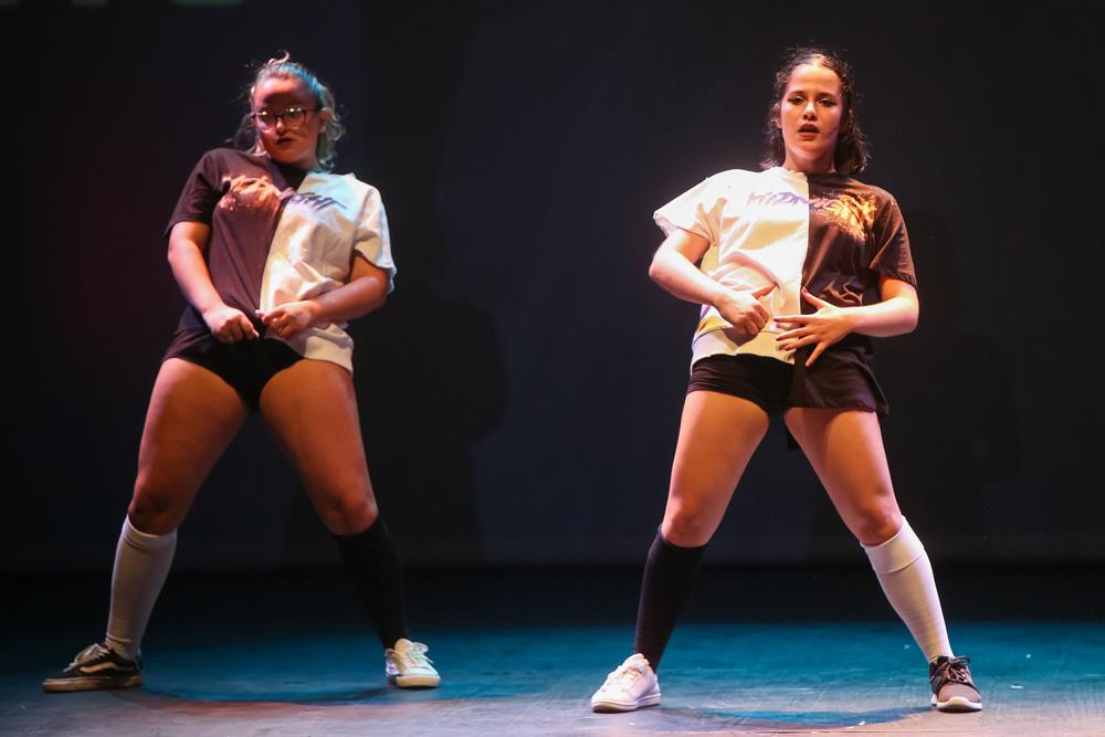 Escolas com Talento 2020   Rita e Daniela   vencedoras na categoria Dança
