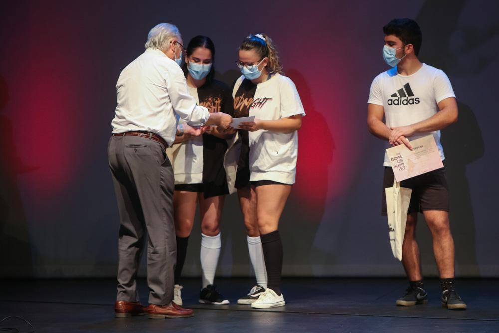 Escolas com Talento 2020 | Rita e Daniela | vencedoras na categoria Dança