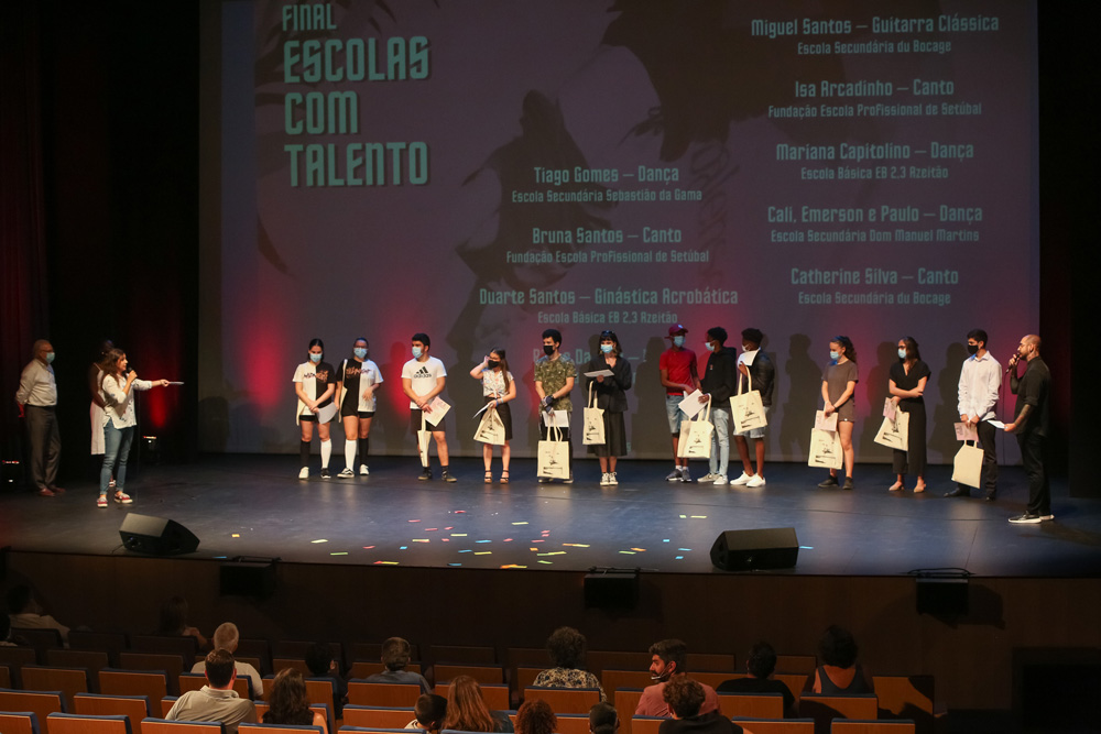 Escolas com Talento 2020 | gala final | finalistas