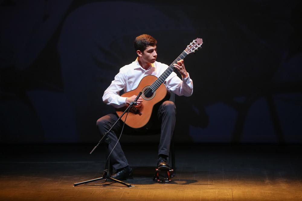 Escolas com Talento 2020   gala final   Miguel Santos