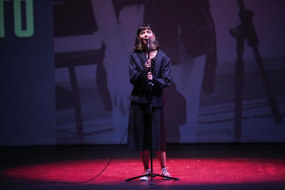 Escolas com Talento 2020   Catherine Silva   vencedora na categoria Canto